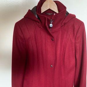 Calvin Klein wool coat jacket